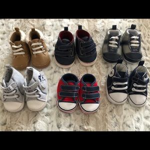 Other - Baby shoes 0-6 months